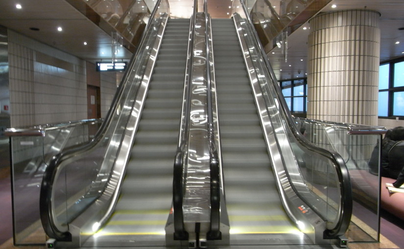the escalator of doooooom